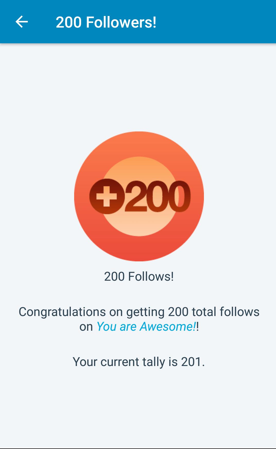 hhhigh on 200+ followers