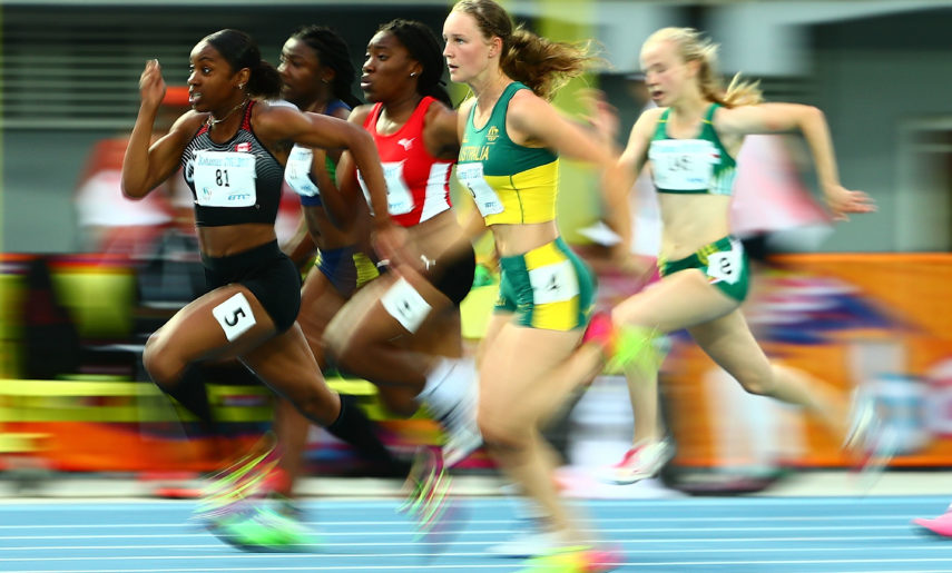 2017 Youth Commonwealth Games - Athletics